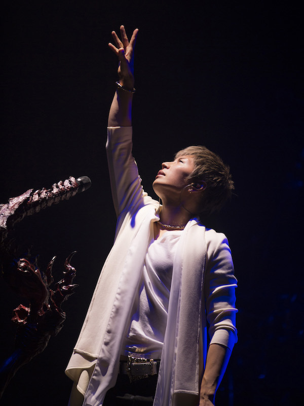 【DVD】「GACKT's -45th Birthday Concert- LAST SONGS」